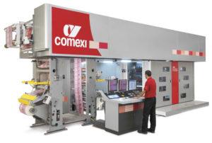 Comexi оборудование для печати