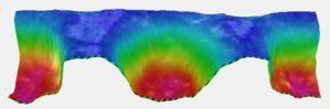 3D изображение ячейки