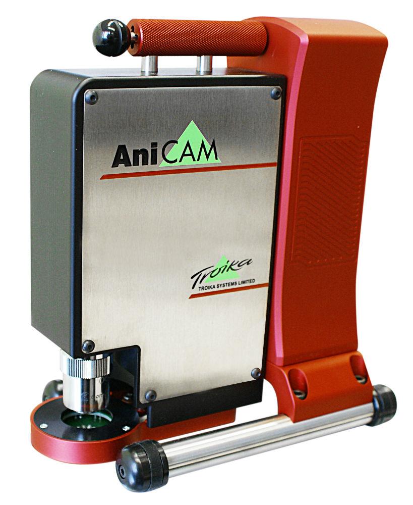 Измерение анилоксов AniCAM