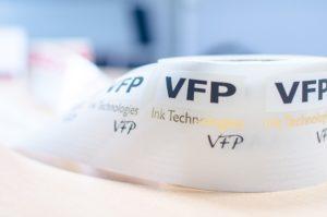 VFP Ink Technologies для этикеток